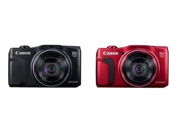 Canon新推出兩款薄型高倍變焦類單眼相機 春暖花開旅遊必備良機