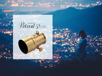 旋轉金槍-Lomography New Petzval 85 Art Lens