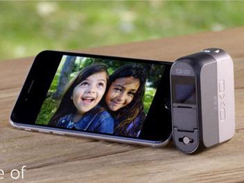 iPhone外接相機DxO One,2020萬畫素1吋感光元件提供單眼畫質