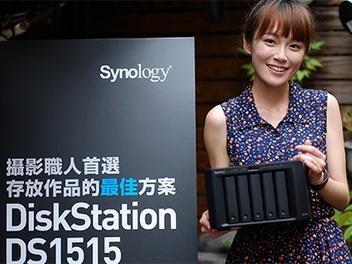 黑麵 的 Synology DS1515 使用分享