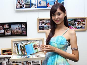 Epson推出新款捲筒紙式A2噴墨印表機及「享印愛」長式照片沖印服務