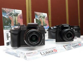 Panasonic Lumix G7在台上市,4K錄影連拍機能輕量享受