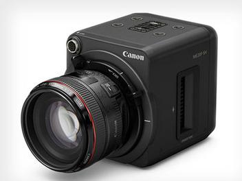 高感光新突破!?Canon發表感光度可達ISO 4,000,000的新型攝影機ME20F-SH(2015/9/14更新官方實拍)