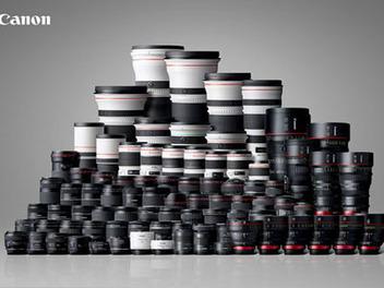 Canon 慶祝達成生產 1.1 億支鏡頭  超值調降35款鏡頭回饋粉絲