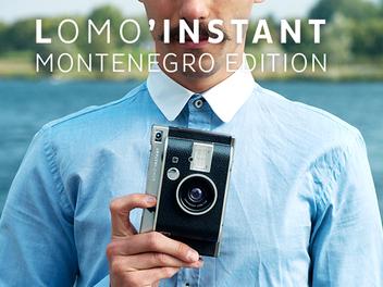 文青迷注意囉!全新 LOMO'INSTANT MONTENEGRO EDITION 相機套裝正式發售