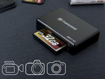8G短片僅需38秒急速傳輸,創見發佈USB 3.1高速讀卡機RDF9
