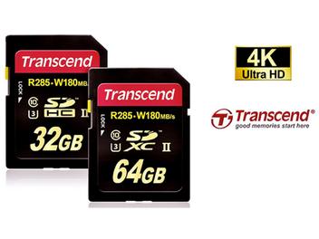 專業攝影師必備!!創見Transcend推出多重防護SD記憶卡(讀285MB/s;寫180MB/s)