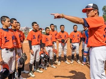 《棒球練習曲》攝影紀實分享:基層打穩,職棒和中華隊才會強