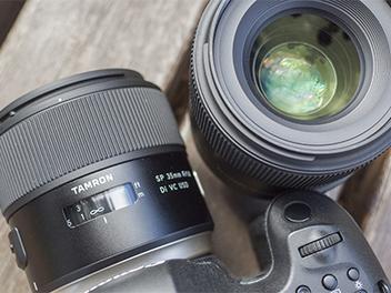 防震!近拍!大光圈!高C/P值定焦鏡新選擇: TAMRON SP 35/45mm F1.8 Di VC USD