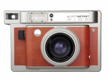 世上最富創意的 Lomo'Instant Wide 相機及鏡頭系統