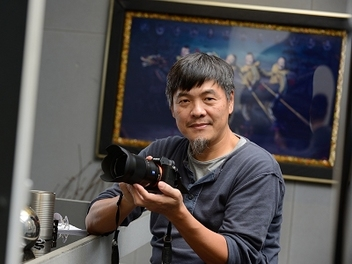 【SWPA系列】劉振祥與他的Sony α7R II