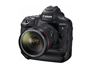 16張連拍+4K!Canon EOS-1D X MarkII正式發布