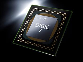 解析Canon最新影像處理引擎DIGIC 7的歷史演進與性能躍進