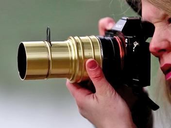 經典重生、史上首支光學鏡頭 - DAGUERREOTYPE ACHROMAT 2.9/64 ART LENS
