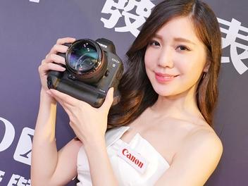 頂級旗艦 Canon EOS 1DX Mark II 上市,售價 189,000 元並推「台灣遊客器材保護服務」