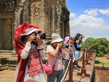 跟著大師去創作 2016 TAMRON柬埔寨行完美結束