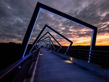 『圖集』26張令人驚嘆的橋樑主題攝影作品