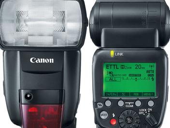 Canon全新旗艦級專業無線電閃光燈Speedlite 600EX II-RT發佈