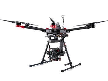 哈蘇與大疆發佈新一代中片幅空拍機航拍系統