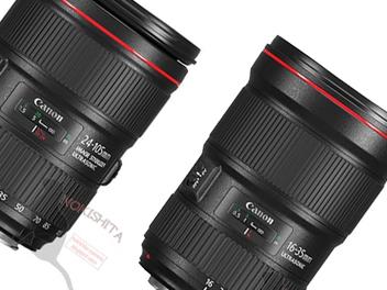 Canon EF 16-35mm F2.8L III USM & EF 24-105mm F4L IS II USM最新照片釋出!?