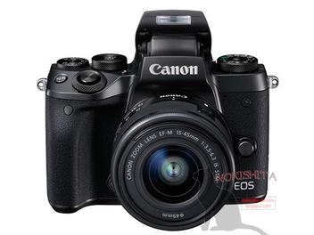 Canon EOS M5實機亮相??