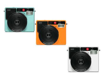 Leica Sofort拍立得相機即將發售?