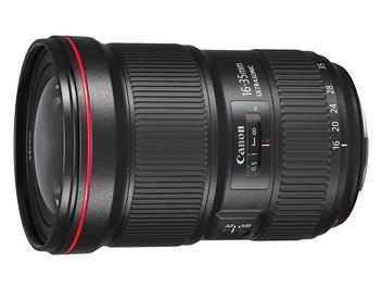 Canon EF 16-35mm f/2.8L III USM正式發售!建議售價NT$ 76,000