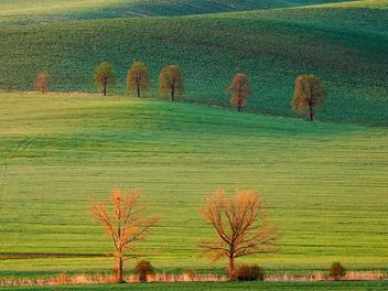 在原野上觸摸風的氣息,跟著捷克攝影師汲取大自然