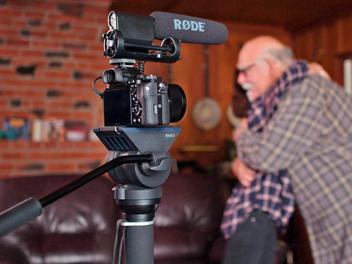 婚攝、錄影必備利器 - Libec HFMP KIT 專業錄影單腳架搶鮮試用