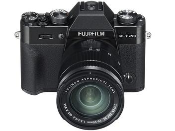 4K 錄影、觸控螢幕搭載,Fujifilm X-T20 中階無反登場