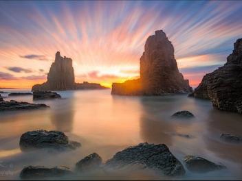 記錄真實與夢幻 絕美海景攝影的5種慢速快門方式