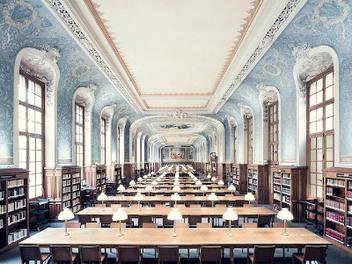 『美圖賞析』攝影鏡頭下那些令人讚嘆的絕美圖書館