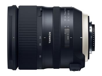具備5級防震的大光圈標準變焦鏡頭 TAMRON SP 24-70mm F2.8 Di VC USD G2(A032)正式發佈!