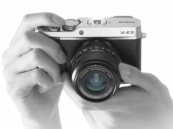 富士發表X-E3、XF 80mm F2.8 R Macro和GF 45mm F2.8 R等多項新品