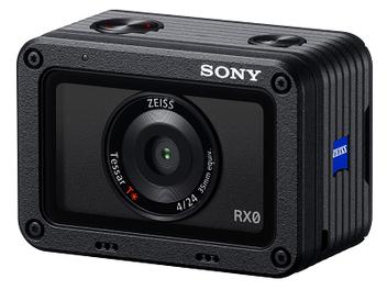 Sony RX系列旗艦隨身相機精銳再出 – RX0、RX10