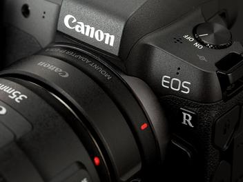 Canon EOS R ╳ RF 24-105mm F4L IS USM 東京實測報導!!