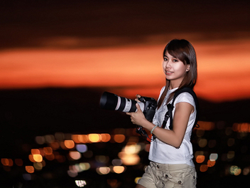 拍風景必備,進化有感!美女攝影師心星的Canon EF 70-200mm F4L IS II USM使用心得