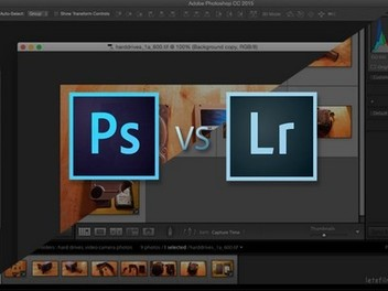 Ps和Lr,哪個後製軟體更適合初學者?