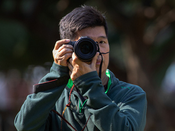 媒體攝影師施銘成╳Canon EOS R即戰力實測