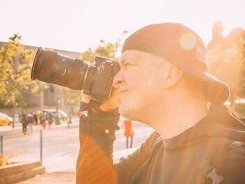 如何減少照片中的眩光?