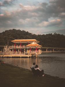 大湖公園-人文