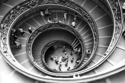樓梯梵蒂岡城