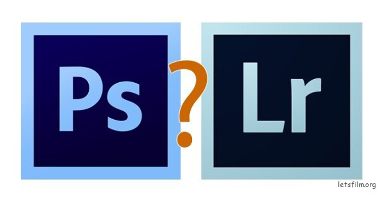 兩大P圖軟體,Ps與Lr有什麼不同