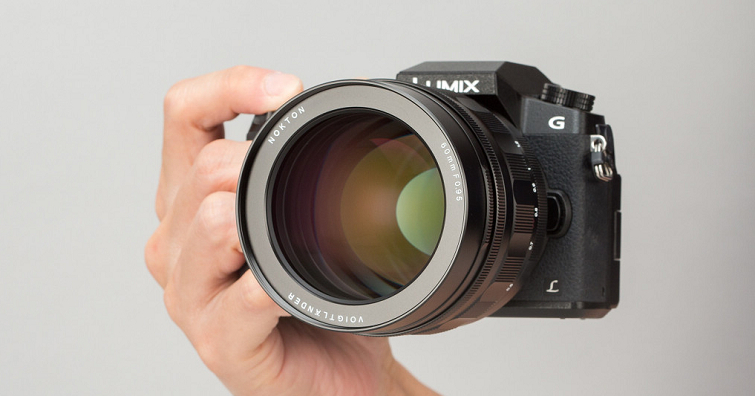 補齊F0.95艦隊的最後一塊拼圖:Voigtlander Nokton 60mm F0.95 for MFT-mount