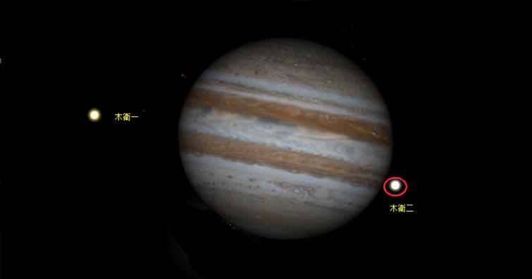 2020/07/14 將發生今年的木星衝,透過小型天文望遠鏡就能看到木星表面美麗條紋與大紅斑