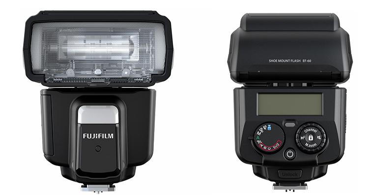 【乳摸】富士即將推出全新閃光燈EF-60,與Nissin i60A是雙胞胎?