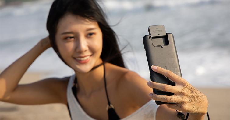ASUS ZenFone 7 Pro翻轉鏡頭實戰攻略,徹底顛覆你的想像空間與創作思維