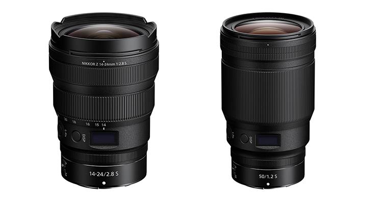 重磅登場!Nikon發表Z 14-24mm F2.8 S和Z 50mm F1.2 S新鏡,打造更完整Z鏡頭藍圖。