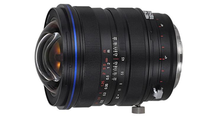 老蛙新一代移軸鏡頭 FF S 15mm F4.5 W-Dreamer預計10/15發售,建議售價約35K
