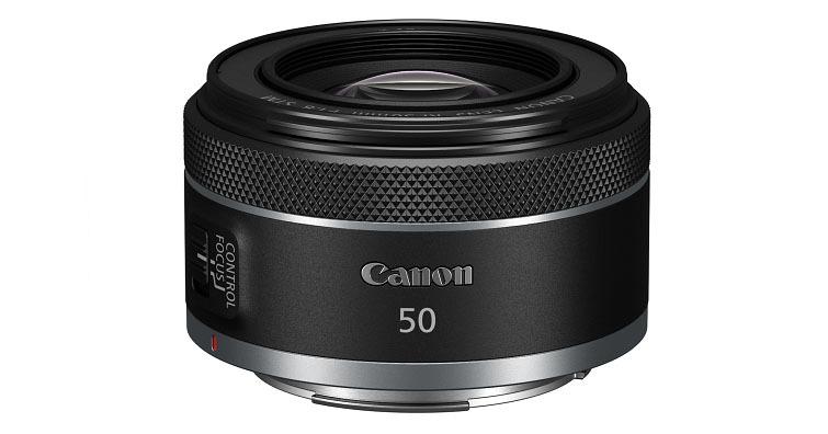 Canon發佈大光圈平價定焦鏡頭RF50mm F1.8 STM,建議售價約NT$ 7,000
